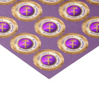 Sagittarius - The Archer Zodiac Sign Tissue Paper