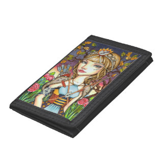 Sagittarius Tri-fold Wallet