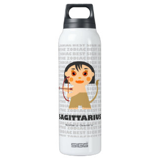 Sagittarius Zodiac Bottle for kids