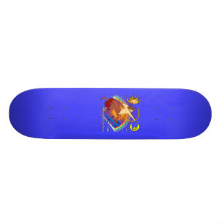 Sagittarius-Zodiac-Design-V-1 20.6 Cm Skateboard Deck