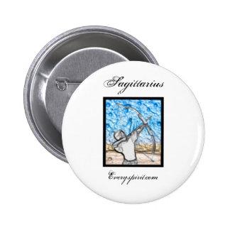 Sagittarius Zodiac Items Pin
