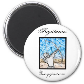 Sagittarius Zodiac Items Magnet