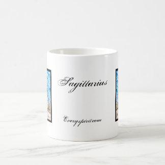 Sagittarius Zodiac Items Mug