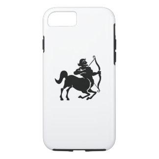 Sagittarius Zodiac Pictogram iPhone 7 Case
