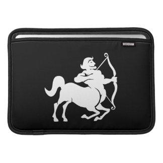 Sagittarius Zodiac Pictogram MacBook Air Sleeve