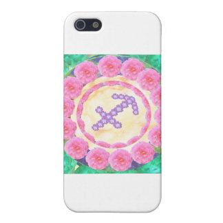 SAGITTARIUS - Zodiac Shining STAR iPhone 5/5S Cases