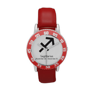 Sagittarius Zodiac Sign Astrology Wrist Watches