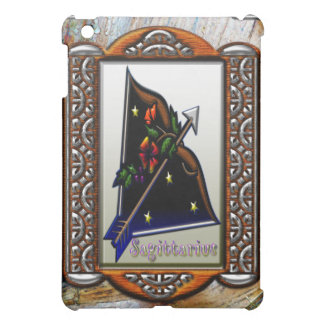 Sagittarius Zodiac Sign iPad Mini Cover