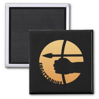 Sagittarius Zodiac Sign Magnets