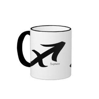 Sagittarius Zodiac Sign Coffee Mug