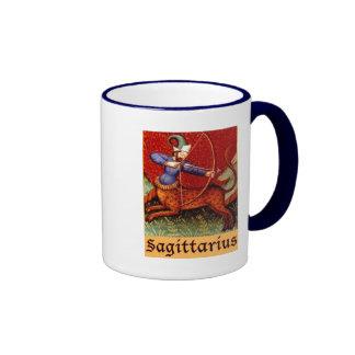 Sagittarius Zodiac Sign Coffee Mugs