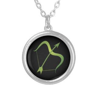 Sagittarius Zodiac Sign Pendant