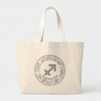 Sagittarius Zodiac sign vintage Bags