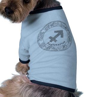 Sagittarius Zodiac sign vintage Doggie Shirt