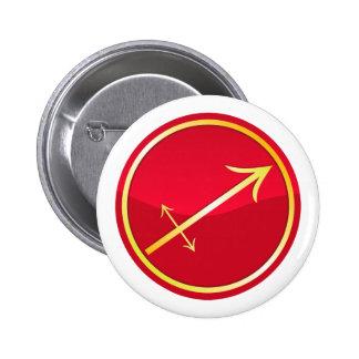 Sagittarius - Zodiac Signs Button