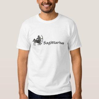 sagittarius zodiac tee shirt
