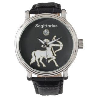Sagittarius Zodiac Wristwatch