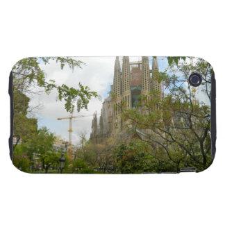 Sagrada Família, Barcelona iPhone 3 Tough Case