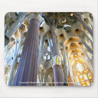 Sagrada Familia, Barcelona Mouse Pad