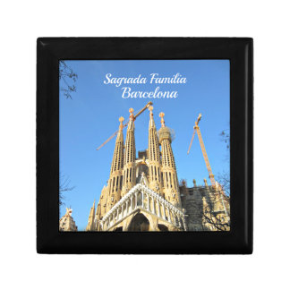 Sagrada Familia, Barcelona, Spain Gift Box