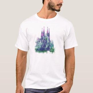 Sagrada Familia Barcelona T-Shirt