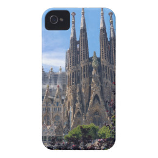 Sagrada Família iPhone 4 Case-Mate Cases