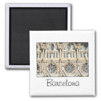 Sagrada Familia. Passion facade Magnet