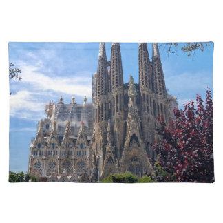 Sagrada Família Placemat