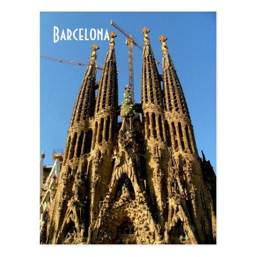 Sagrada Familia Post Cards