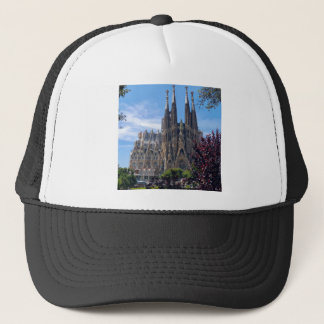 Sagrada Família Trucker Hat