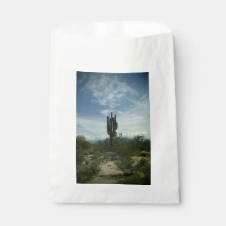 Saguaro  Cactus Favour Bag