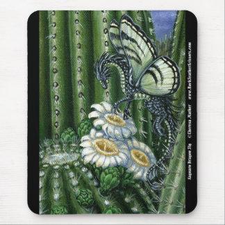 Saguaro Dragon Fly Mousepad