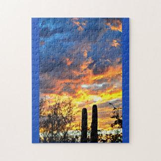 Saguaro Sky Picture Puzzle