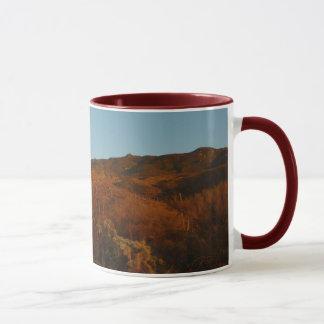 Saguaro Sunset I Arizona Desert Landscape Mug