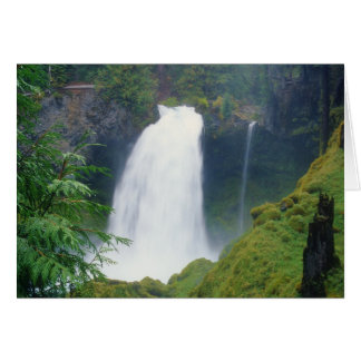 Sahalie Falls Card
