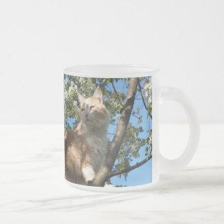 Sahara Cat In A Tree Photo Mug