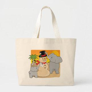 Sahara Christmas Tote Bag