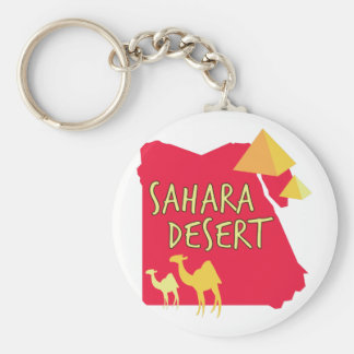 Sahara Desert Key Ring