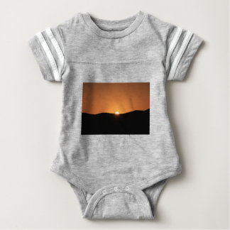 Sahara Desert, Morocco Baby Bodysuit