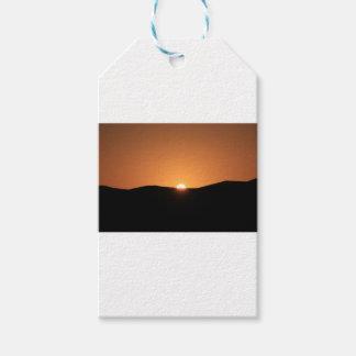 Sahara Desert, Morocco Gift Tags