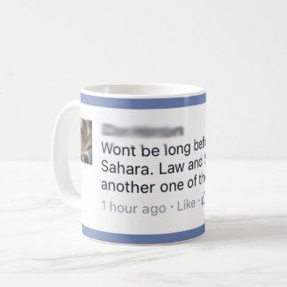 Sahara Law Mug