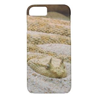 Saharan Horned Desert Viper Cerastes Cerastes iPhone 7 Case