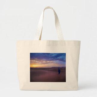 Saharan Sunrise Jumbo Tote Bag