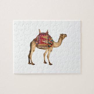 Saharan Taxi Jigsaw Puzzle