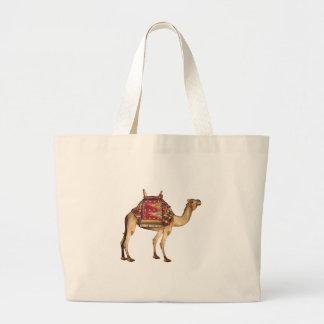 Saharan Taxi Large Tote Bag