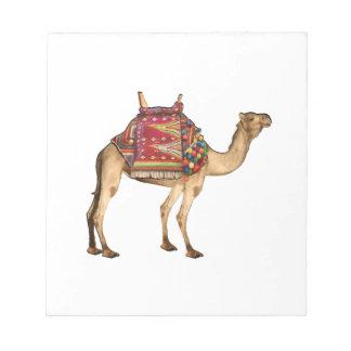 Saharan Taxi Notepad