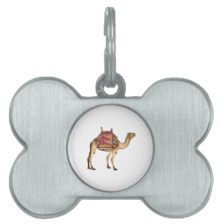 Saharan Taxi Pet Tag