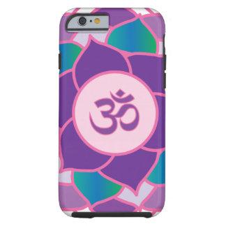 Sahasrara - The Crown Chakra 1000 Petaled Yoga Tough iPhone 6 Case