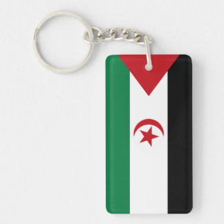 Sahrawi Arab Democratic Republic Key Ring