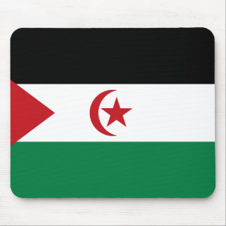 Sahrawi Arab Democratic Republic Mouse Pad